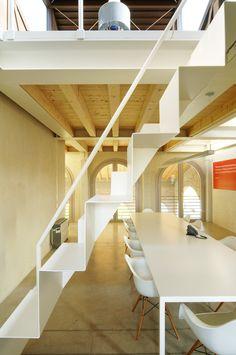 H-farm by zanon architetti associati #staircase