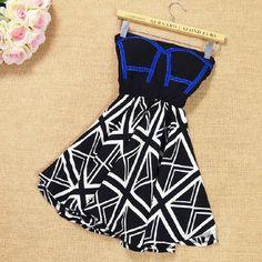 PLAID MIXED COLORS SLIM DRESS 022504