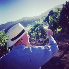 Robert Mondavi's vision to make the #NapaValley an international center for #wine, #food, and #art has been realized, and is practiced impeccably each day at Robert Mondavi Winery.
