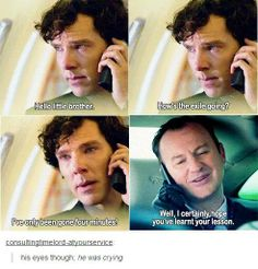 Sherlock & Mycroft