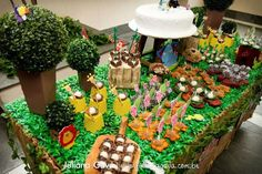 Rainforest Jungle Birthday Party - Kara's Party Ideas - The Place for All Things Party