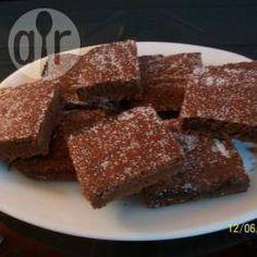 Chocolate Concrete @ allrecipes.co.uk