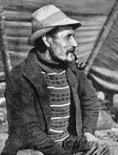 Joe Jeddore - Mi'kmaq – 1907