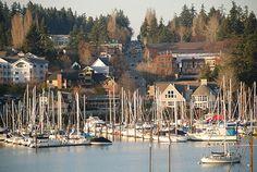 Bainbridge Island  Washington State