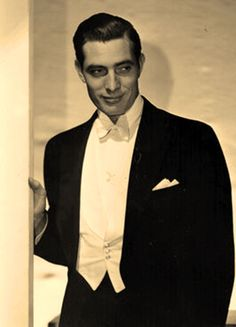 """1930's tennis champion, briefly a film star and grandfather of Brooke Shields, the extraordinarily handsome Francis X. (""""Frank"""") Shields."""