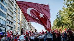 ترکی میں 42 صحافیوں کے لئے حراستی وارنٹ جاری