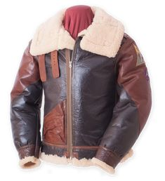 Eastman Leather Clothing - Type B-3 General Patton