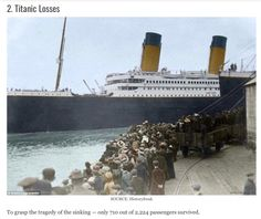 710 out of 2,224 passengers survived fro the Titanic