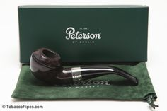 TobaccoPipes.com - Peterson Fermoy 999 Tobacco Pipe Fishtail, $108.00 #tobaccopipes #smokeapipe (http://www.tobaccopipes.com/peterson-fermoy-999-tobacco-pipe-fishtail/)