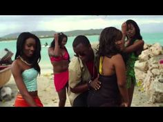 Shaggy Ft Red Fox & GC - Love Mi Jamaica [Official Music Video] @Crushroad876 - YouTube