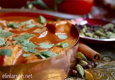 Saftig Butter Chicken Butter Chicken, I Want To Eat, Low Fodmap, Garam Masala, Thai Red Curry, Dinner, Ethnic Recipes, Food, Accessories