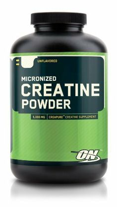 Optimum Nutrition Creatine Powder  Unflavored  600g: http://www.amazon.com/Optimum-Nutrition-Creatine-Powder-Unflavored/dp/B002DYIZEO/?tag=cheap136203-20