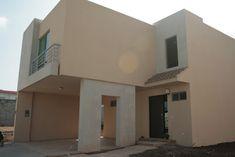 Fachadas de Casas Modernas: Fachada moderna de casa