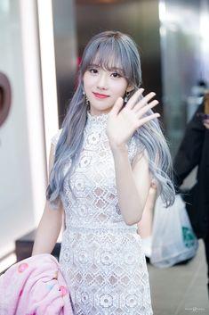 Wjsn Luda, Cosmic Girls, Cute Korean, Korean Women, Korean Beauty, Kpop Girls, Girl Group, My Girl, Flower Girl Dresses