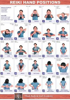 mudras for emotional and spiritual use i really love