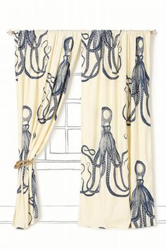 OCTOPUS CURTAINS