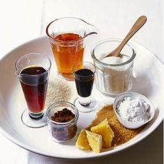 The Best Sugar Alternatives
