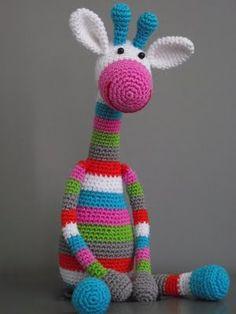 willewopsie: Hugo Giraffe