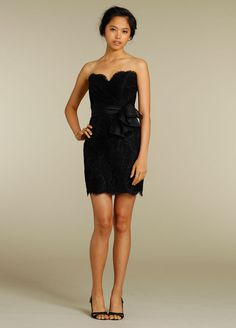 "Noir By Lazaro - ""NZ3228"" Available at GIGI of Mequon in WI. www.gigiofmequon.com"