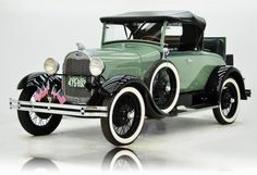 1928 Ford Model A   The year my parents were born...
