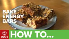 How To Make Energy Bars - GCN's Food For Cycling - Global Cycling Network