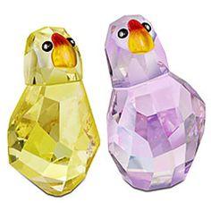 Hoppe Jewelers - SWAR. JIM & JESS ON BROADWAY  SET OF 2 BIRDS  (RETIRED)LOVLOTS, $120.0 (http://www.hoppejewelers.com/swar-jim-jess-on-broadway-set-of-2-birds-retired-lovlots/)