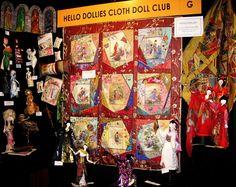 Hello Dollies - Cloth DollClub, Newcastle