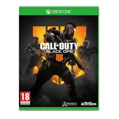 XONE - Call of Duty: Black Ops 4