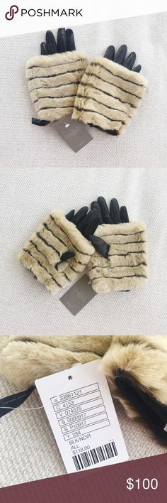 🆕 Anthropologie Beehive Gloves Super cute New Anthropologie beehive gloves. Genuine dark brown leather. No trades. Poshmark transactions only :) Anthropologie Accessories Gloves & Mittens