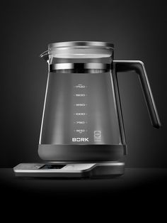 K780 kettle by Cube Design China for Bork