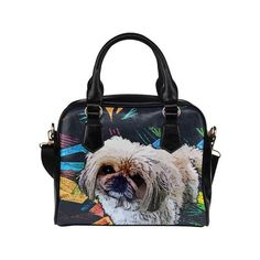 Carry your passion with amazing Pekingese Purse & Handbags from TeeAmazing. Click the link below.  Find your new favorite bags and tote bags with unique designs. Please visit - https://teeamazing.co/ #TeeAmazing