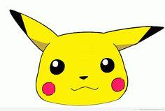cara-pikachu-plantilla-molde-manualidades-foamy