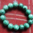 Genuine Jade Bracelet, 1 size, unisex, natural, China Import