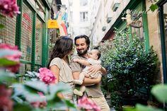 Séance photo famille Paris