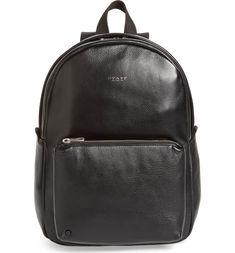 439fb55e91c7 STATE Bags Greenwood Mini Lorimer Leather Backpack