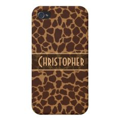 Giraffe Spot Pattern Personalize iPhone 4 Cover so please read the important details before your purchasing anyway here is the best buyDiscount Deals          	Giraffe Spot Pattern Personalize iPhone 4 Cover Online Secure Check out Quick and Easy...