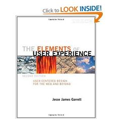 The elements of user experience, Jesse James Garrett