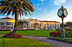 Trump International Golf Club in West Palm Beach, Florida for the avid golfer.