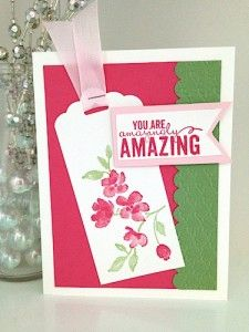 Painted Petals by Stampin' Up! - Order yours at www.SimplySimpleStamping.com