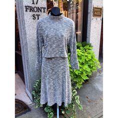 2C knit dress #jmodefashions