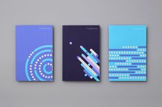 San Francisco design agency Moniker produced this distinct brand identity for Tidepool, who have built a platform and suite of apps to increase the effectiveness of type 1 diabetes management. The visual identity system based . Design Agency, Identity Design, Visual Identity, Brand Identity, Brochure Design, Graphic Design Projects, Graphic Design Inspiration, Web Design, Print Design