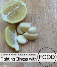 Fighting illness with food