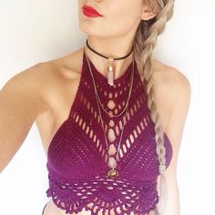Gypsy Adara Halter by GypsyRoseBoho on Etsy