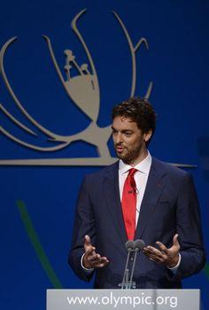 Pau Gasol presentación de Madrid 2020 - eldiariomontanes.es