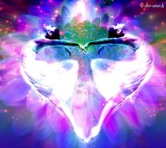 … Go where your Heart draws you to Share your Great Gifts. Surrender to the Magic that You Are as Love. And the Miracle will be Manifested here on Earth! Remember, we Dance and Sing Here for the One Heart!    The Mayan Oracle  Art © Ellen Vaman www.facebook.com/ellen.vaman1 #EllenVaman #VisionaryArt #Beauty #Heart #Spiritual #Love #Light #Consciousness #Ascension #HigherSelf #Goddess #Flower