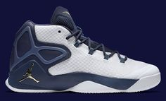 This Jordan Melo M12 Looks Like It Was Inspired By Another New York Team