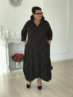 Купить Платье - платье, платье большого размера, вискоза, эластан