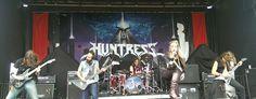 Huntress... Taken 7/27/13 Tinley Park IL... #mayhemfest2013
