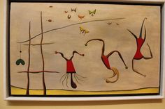 Desmond Morris - The Jumping Three. 1949.