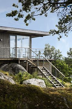 Skandinaviska Sommarvillor - #sommarhus #sommarnöjen #fritidshus #skandinaviskdesign